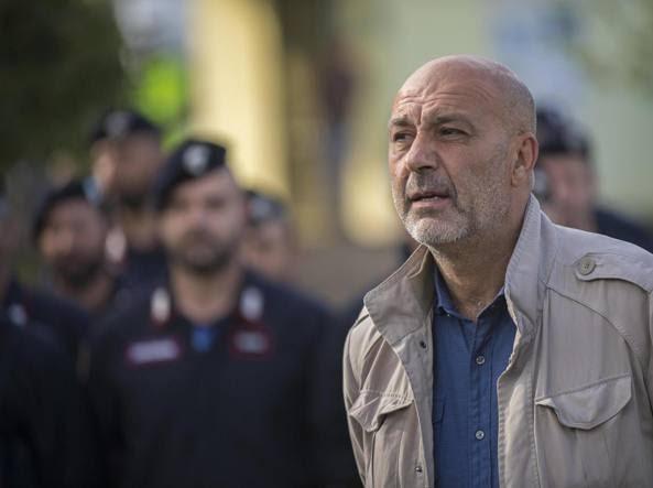 Sergio Pirozzi (Ansa)