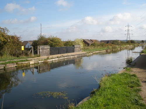Navigation Lane Aqueduct, Walsall, Tame Valley Canal