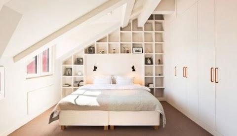 B Schlafzimmer Dachschräge