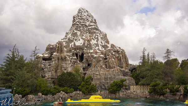 Disneyland Resort, Disneyland, Matterhorn, Bobsled, Refurbishment, Refurbish, Refurb