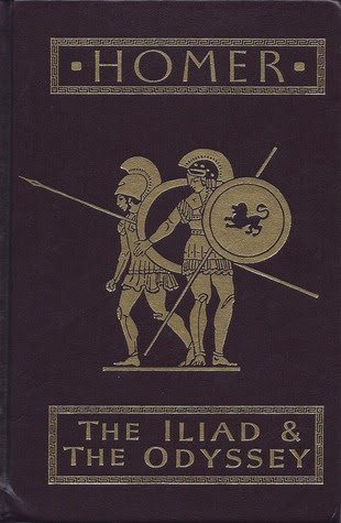 The Illiad & the Odyssey