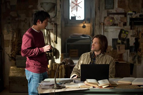 Recap/review of Supernatural 8x14 'Trial and Error'