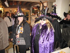Witches Tea: Shopping!