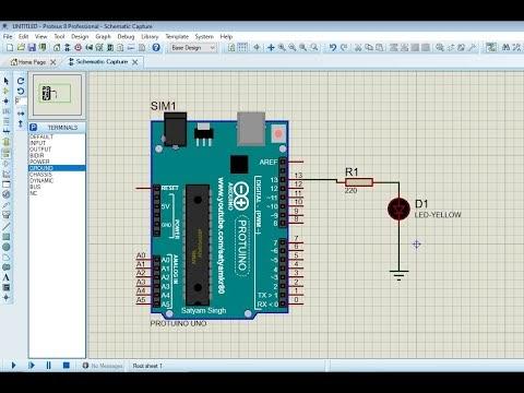 Protuino V1.0 Arduino Library for proteus