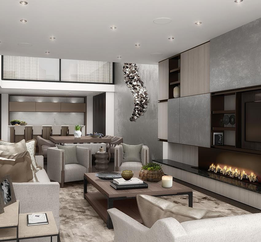 High End Miami Interior Designers – Interiors by Steven G ...