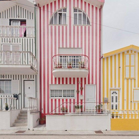 Costa Nova do Prado, Aveiro, Portugal