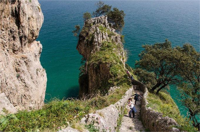Faro del Caballo en Santoña (2)