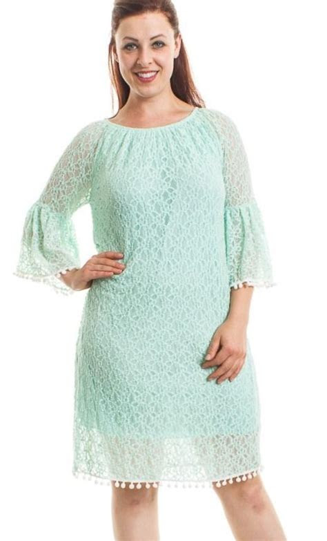 Plus size mint green dresses   PlusLook.eu Collection