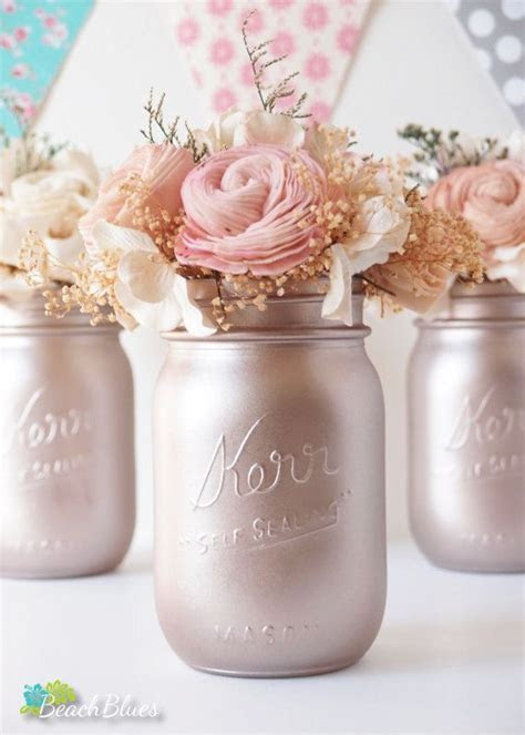 Blush Wedding / Silver Champagne / Blush Rose Gold Wedding