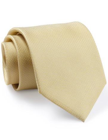 Mẫu Cravat Đẹp 23 - Đồng Phục Màu Vàng Gold