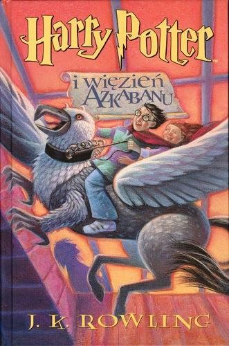 Harry Potter i więzień Azkabanu - Joanne Kathleen Rowling