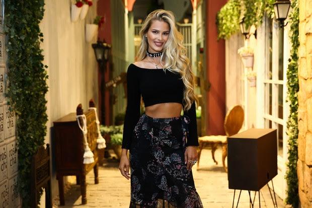Yasmin Brunet (Foto: Manuela Scarpa/Brazil News)