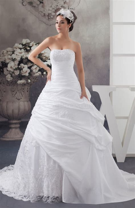 Allure Bridal Gowns Sexy Ball Gown Unique Low Back