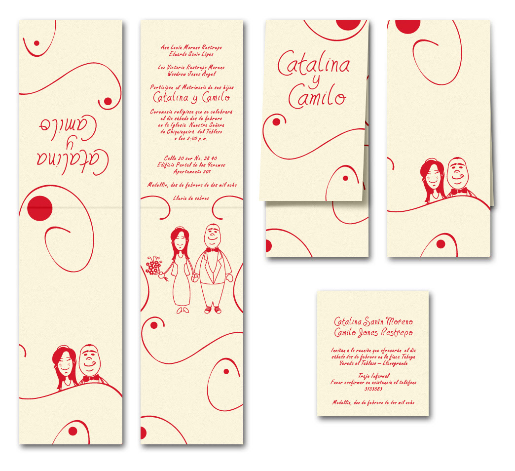 Design Wedding Invitations