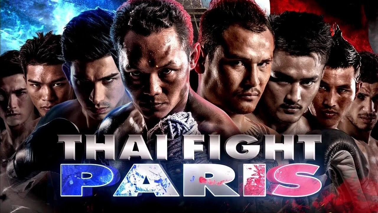 ไทยไฟท์ล่าสุด ปารีส เต็งหนึ่ง ศิษย์เจ๊สายรุ้ง 8 เมษายน 2560 Thaifight paris 2017 http://dlvr.it/P00WbR
