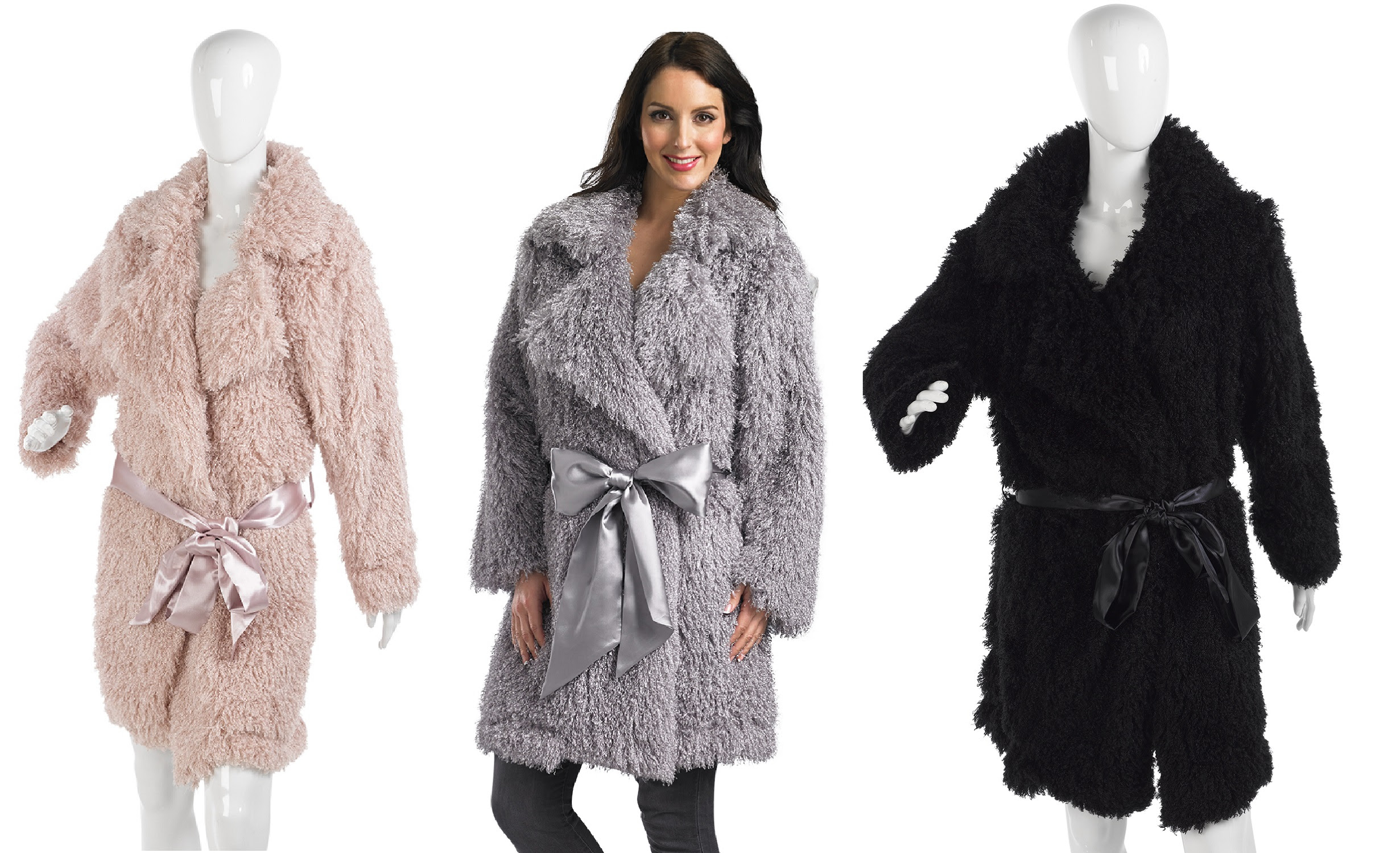 Fluffy Dressing Gowns Ladies - Home Decorating Ideas & Interior Design