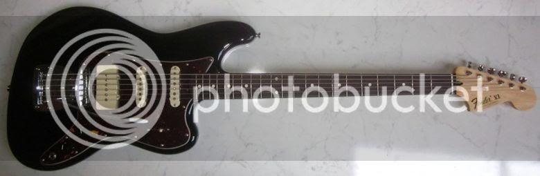 Fender Jaguar Thinline Review Fender Special Edition