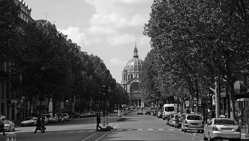 Boulevard Malesherbes by photo & life™