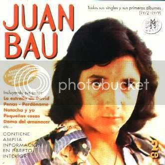 Cantantes valencianos,Juan Bau