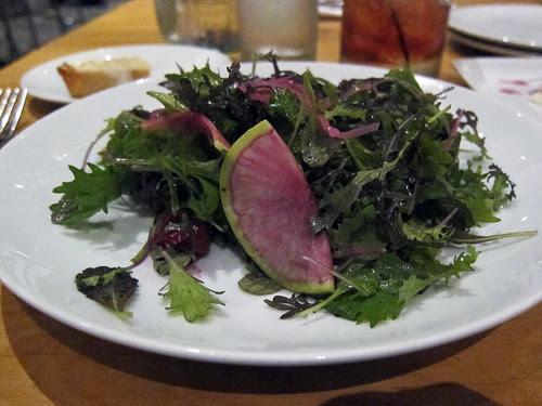 50 mile salad