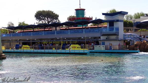 Disneyland Resort, Disneyland, Finding Nemo Submarine Voyage