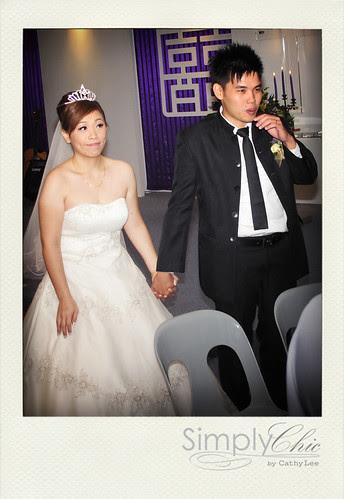 Cat ~ Wedding Day