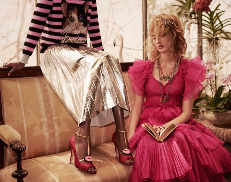 Campanha pre-fall Gucci
