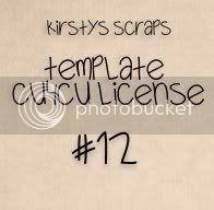 Kristy's Scraps License