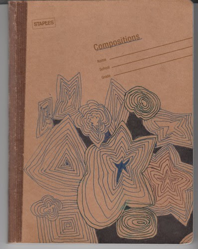 Bagasse Composition Book