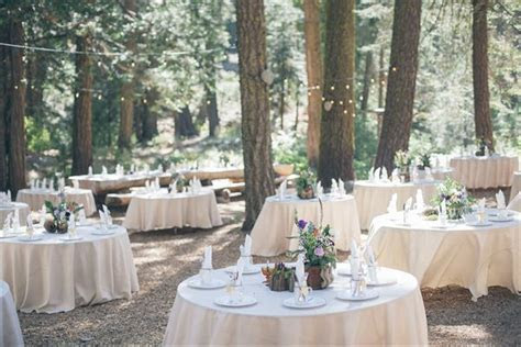 Pinecrest Chalet   Pinecrest, CA   Wedding Venue