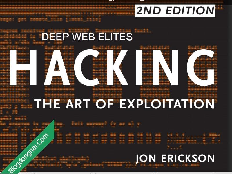 Tặng Bạn Đọc Cuốn Ebook Hacking :The Art Of Exploitation