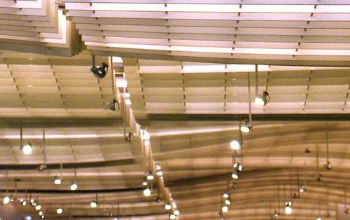 herman-miller-ceiling #NeoCon09
