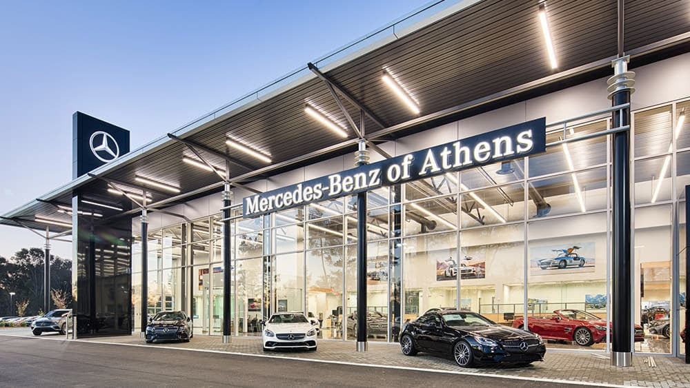 Mercedes-Benz of Athens | New & Used Mercedes-Benz Dealer ...