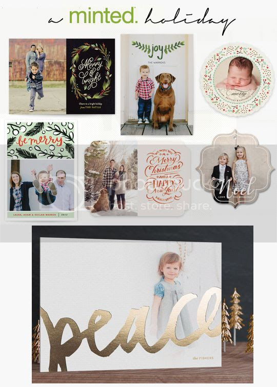 Hello Jack Blog: Minted Holiday giveaway