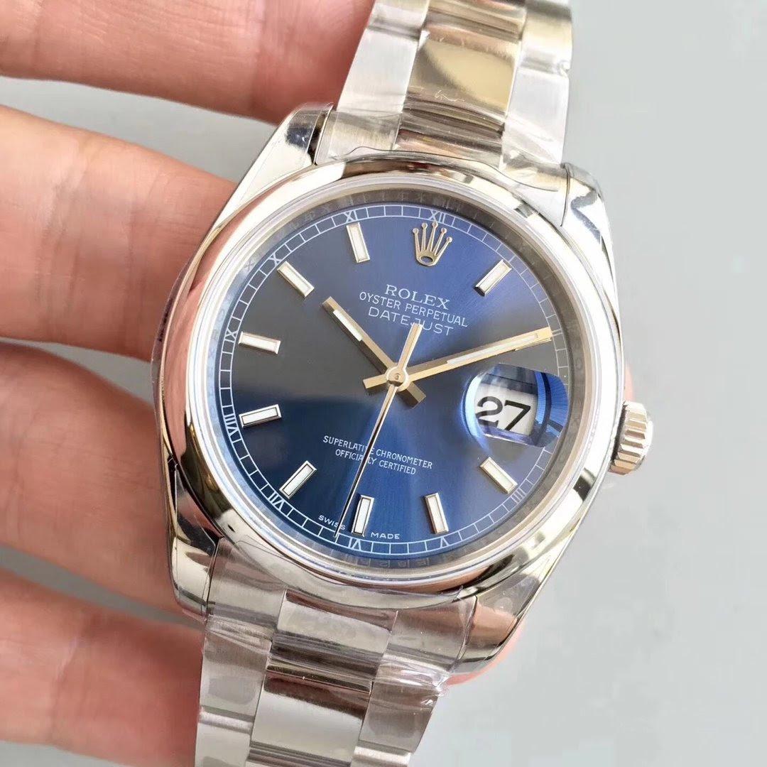 Replica Rolex Datejust 904L