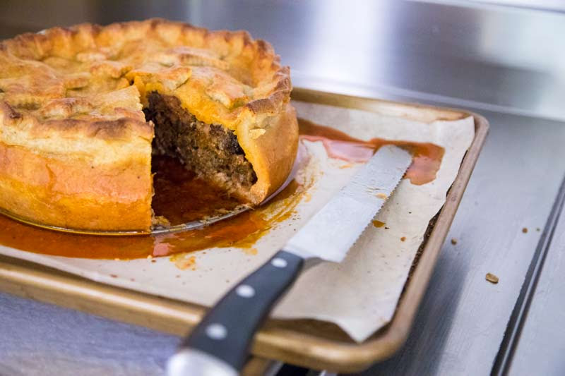 Great British Bake Off Raised Game Meat Pie - Eat Some ...
