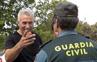 Cañamero será trasladado a Granada para declarar ante el TSJ de Andalucía