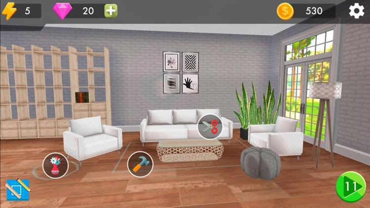 Home Design Makeover App