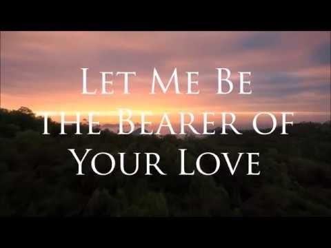 Let Me Be The Bearer of Your Love Lyrics - Bukas Palad