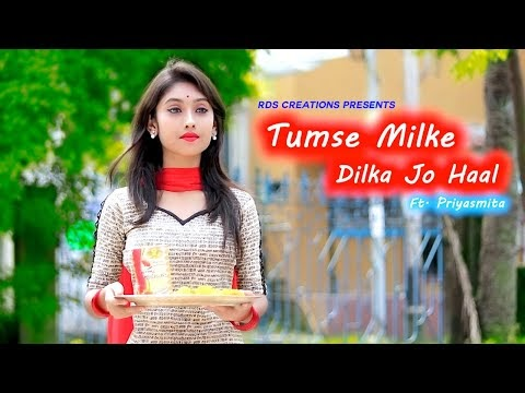 MDWIX | Tumse Milke Dilka Jo Haal Song Review| A Latest Hindi Cute Love Story | MDWIX.Com