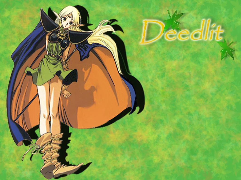 Deedlit Record Of Lodoss War 1024x768 Anime Wallpapers Anime