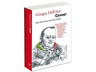 La copertina del libro di Giorgio Dell'Arti, edito da La Stampa e Marsilio