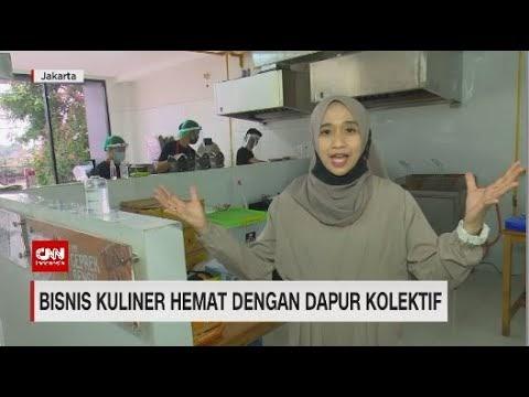 Cloud Kitchen Jadikan Pesan Antar Makanan Makin Hemat