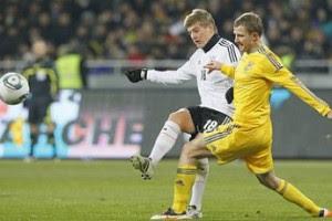 Кучер начал подготовку к матчам сборной против Польши и Молдовы
