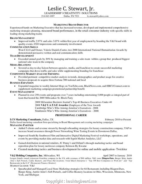 Create Skills For A Marketing Resume Healthcare Sales