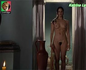 Katrina Law naked in season 1 of Spartacus