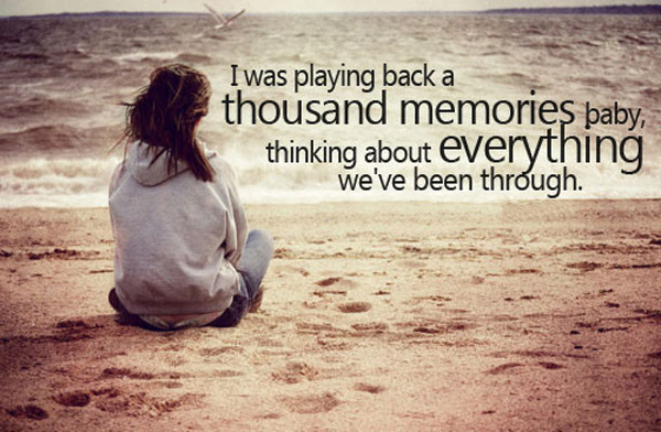 Download Thousand Memories Sad Love Quotes Heart Touching Love