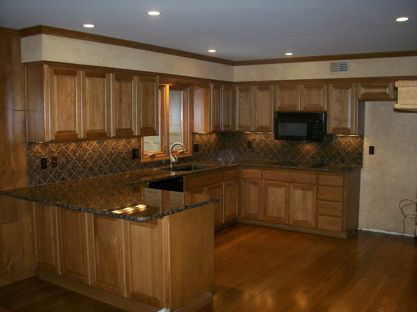 Custom Traditional Kitchen Cabinets by Constructive Ideas ...