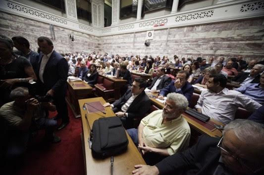 Αυτοί είναι οι `αντάρτες` του ΣΥΡΙΖΑ που απειλούν τον Αλέξη Τσίπρα