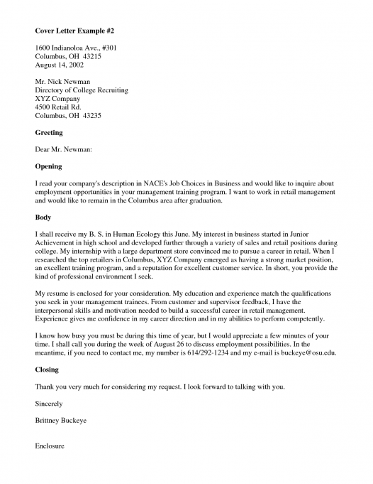 Does A Cover Letter Need A Salutation - How to Address a ...